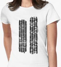 Land Marks Women's Fitted T-Shirt