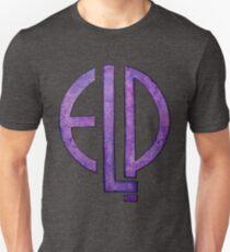 Spacey Emerson, Lake & Palmer Logo Unisex T-Shirt