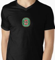 Victoria Bitter Men's V-Neck T-Shirt