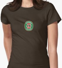 Victoria Bitter Womens Fitted T-Shirt