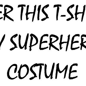 superhero by brontz