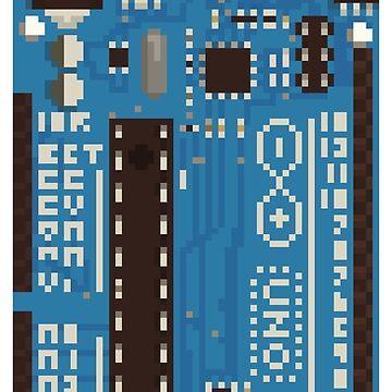 Arduino Pixel by Tiagodvl