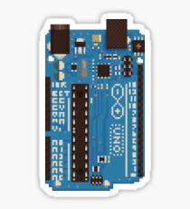 Arduino Pixel Sticker
