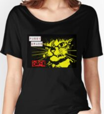 Pussy Grabs Back! Women's Relaxed Fit T-Shirt