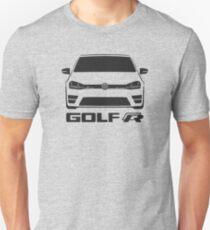 MK7 VW Golf R Front View T-Shirt