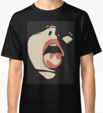 Naughty in the Dark Classic T-Shirt