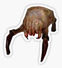 HL2 - Head Crab Sticker Sticker