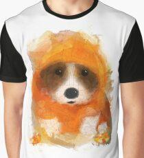 Candy Corgi Graphic T-Shirt