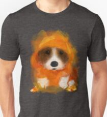 Candy Corgi Unisex T-Shirt