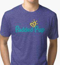 Padded Pup Tri-blend T-Shirt