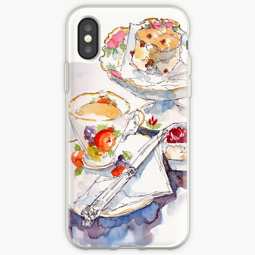 Devonshire Tea iPhone Case & Cover
