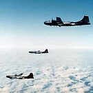 B-29s over North Korea! by Bomark2076WY