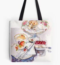 Devonshire Tea Tote Bag