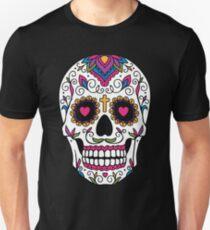 Dia de los muertos - Day of the Dead Sugar Skull T-Shirt