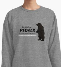 PEDALS the Walking BEAR Lightweight Sweatshirt