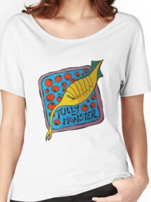 Tully Monster Illinois State Fossil Women's Relaxed Fit T-Shirt