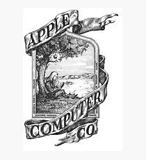 Original Apple Newton Photographic Print