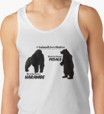 Harambe & Pedals Tank Top