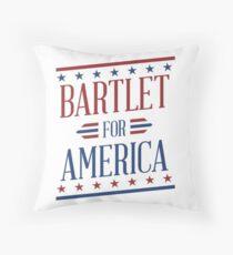 Cojín Bartlet For America 2