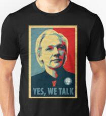 julian assange Unisex T-Shirt