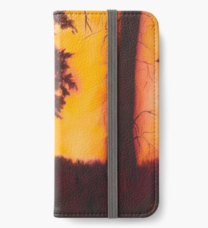Dimming of the Day iPhone Wallet