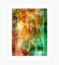 MEMORIES OF SPRING Art Print