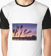 Weed silhouettes Graphic T-Shirt
