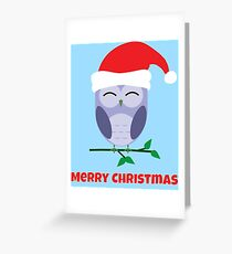 Hoot hoot hoot! Greeting Card