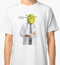 Shrek Check up meme Classic T-Shirt