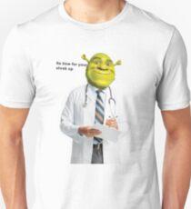 Shrek Check up meme Unisex T-Shirt