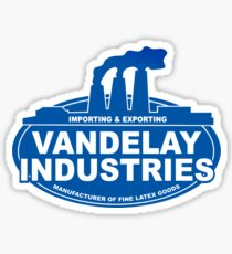 vandelay Sticker