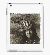 "Jerry Garcia ""Captain Trips"" Grateful Dead Shirt iPad Case/Skin"
