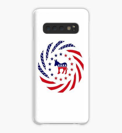 Democratic Murican Patriot Flag Series Case/Skin for Samsung Galaxy