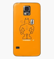 AFR Superheroes #07 - Invisidiablo Case/Skin for Samsung Galaxy