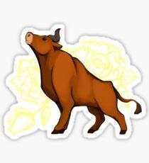 Chinese Zodiac - Ox Sticker