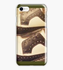 Original kicks.  iPhone Case/Skin