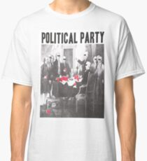Political Party Shades & Red Cups Classic T-Shirt