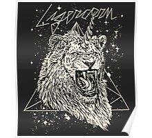 Ligercorn Poster