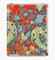 Genevievella trilobite iPad Case/Skin