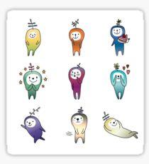 Snapchat Little Seedlings Sticker