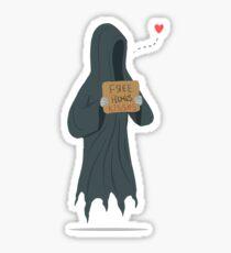 Dementor's Kiss Sticker