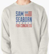 Sam Seaborn For Congress Pullover