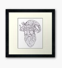 Grand Wizard Framed Print