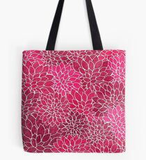 Floral Abstract #19 Tote Bag