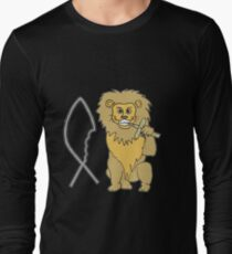 feed them to the lions Long Sleeve T-Shirt
