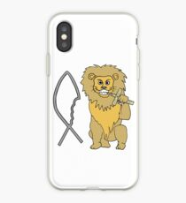 feed them to the lions iPhone Case