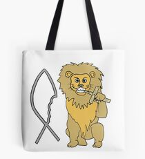 feed them to the lions Tote Bag