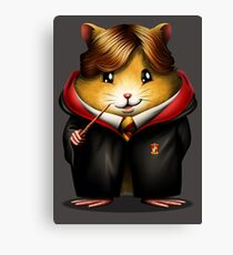 Rondent Weasley Canvas Print