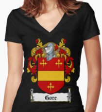 Gore (Donegal) Women's Fitted V-Neck T-Shirt