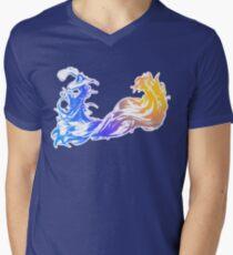 Final Fantasy X Men's V-Neck T-Shirt